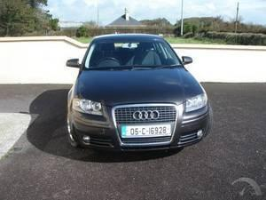 Audi A3 SPORTBACK 1.6 ATTRACTION 5DR 102BHP