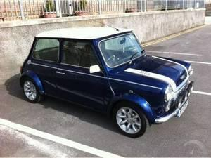 austin mini cooper sports pack 1999 for sale in dublin at brick7. Black Bedroom Furniture Sets. Home Design Ideas