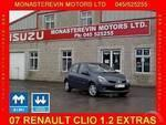 Renault Clio 1.2 HIGH SPEC VERY CLEAN LITTLE CAR