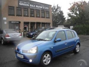 Renault Clio 1.2 (NCT-05-2013)