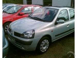 Renault Clio HATCHBACK (2001 - 2008)
