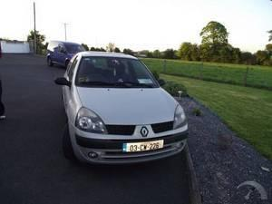 Renault Clio 2 1.2