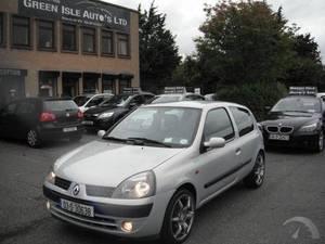 Renault Clio 1.2 (NCT-04-2013