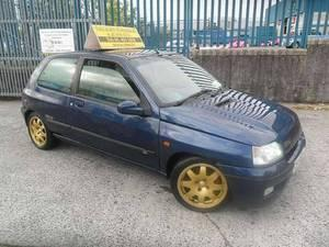 Renault Clio willams