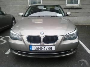BMW 5 Series Series 520 D SE 2.0 SALOON LCI NX32