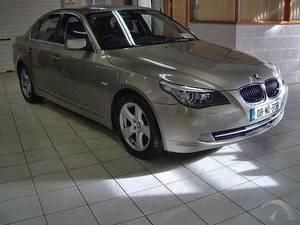 BMW 5 Series Series 520d