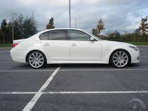 BMW 5 Series Series 520 D M SPORT Z5SO 04DR Z5S0