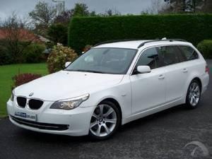 BMW 5 Series Series DIESEL TOURING  200 7 - 2010)