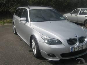 BMW 5 Series Series 525 525 D M SPORT 5 SERIES TOUR Z5TB