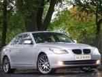 BMW 5 Series Series DIESEL SALOON  200 7 - 2010)