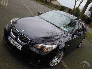 BMW 5 Series Series M535d