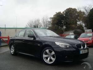 BMW 5 Series Series 520 D **M SPORT**