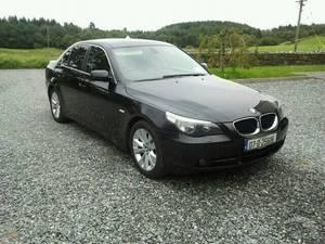 BMW 5 Series Series 520 d Auto SE
