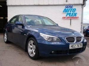 BMW 5 Series Series SE Auto
