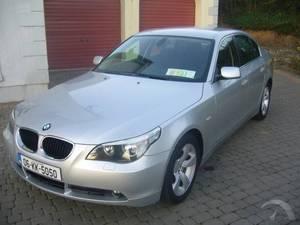 BMW 5 Series Series 520 D E60 SE 04DR