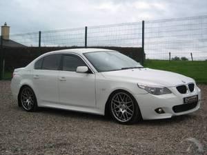 BMW 5 Series Series 530 D E60 SE 218BHP