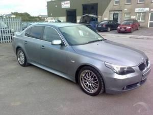 BMW 5 Series Series 530 D SALOON SE