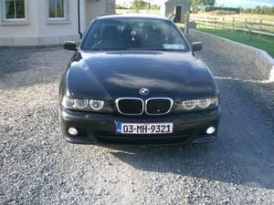BMW 5 Series Series 525 D E39 SPORT 04DR A