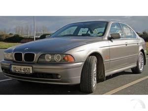 BMW 5 Series Series 530 530 I D 3.0