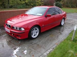 BMW 5 Series Series 530 D M-Sport 3.0 A/T