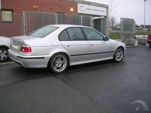 BMW 5 Series Series 520 MANUAL M-sport
