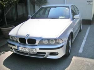 BMW 5 Series Series 525 i M-Sport