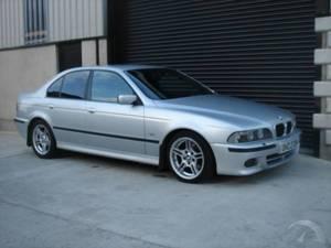 BMW 5 Series Series DIESEL SALOON  199 6 - 2003)