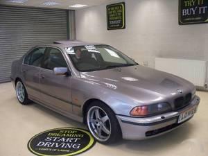 BMW 5 Series Series SALOON  199 6 - 2003)