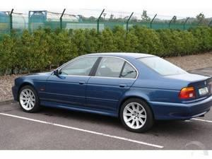 BMW 5 Series Series 520 MANUAL