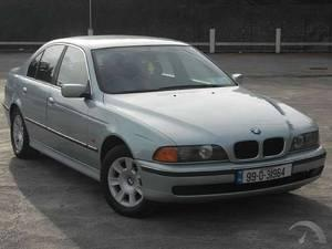 BMW 5 Series Series 520 i 2.0 - NCT 04-13