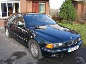BMW 5 Series Series 520 2.0