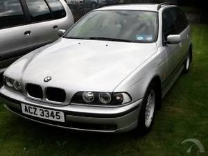 BMW 5 Series Series TOURING  199 7 - 2004)