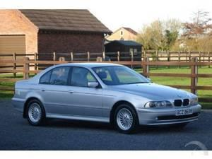 BMW 5 Series Series SALOON  199 6 - 2003)