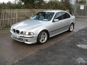 BMW 5 Series Series 530 d MSport lots of extras