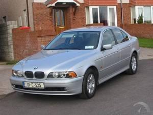 BMW 5 Series Series 525 AUTO