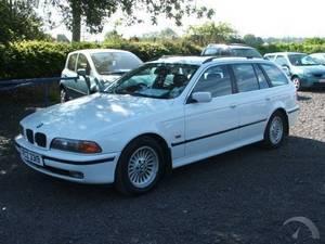 BMW 5 Series Series TOURING  199 7 - 2004)