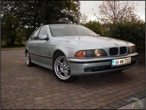 BMW 5 Series Series I