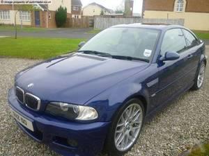 BMW M3 2dr SMG Auto Coupe
