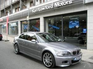 BMW M3 M3 Coupe Manual Sat Nav
