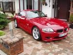 BMW Z4 3.2 2dr M Coupe