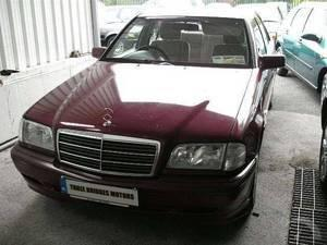 Mercedes-Benz C-Class MERCEDES CLASSIC A/T